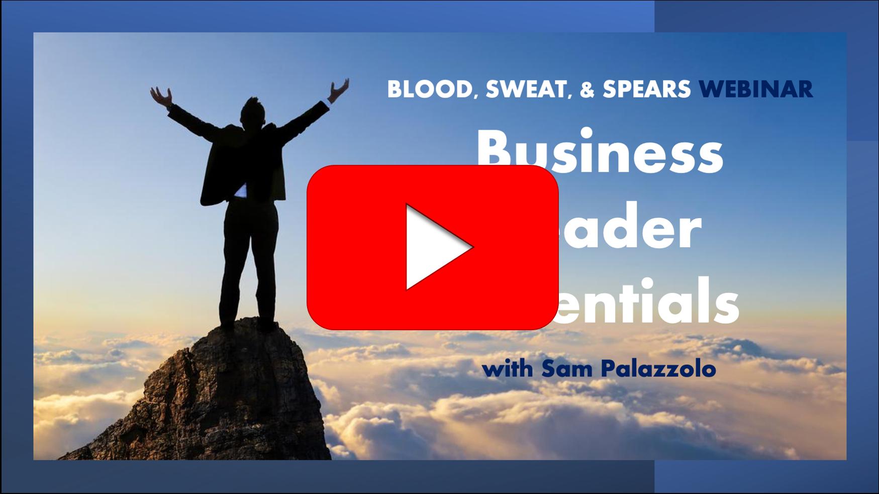 BSS_Webinar_Business Leader Essentials_YouTube